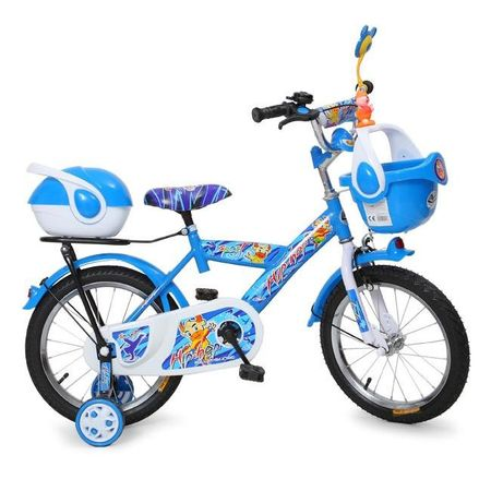Детски велосипед с метална рамка