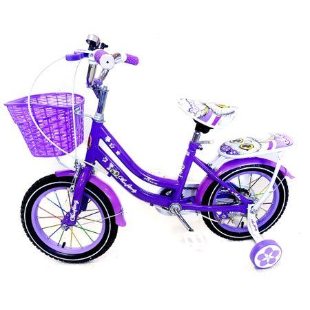 велосипед за момиче CFBIKE Purple