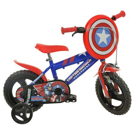 Детски велосипед Dino Bikes Capitan America
