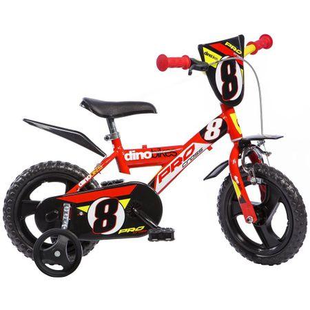 Детски велосипед Dino Bikes Rosso