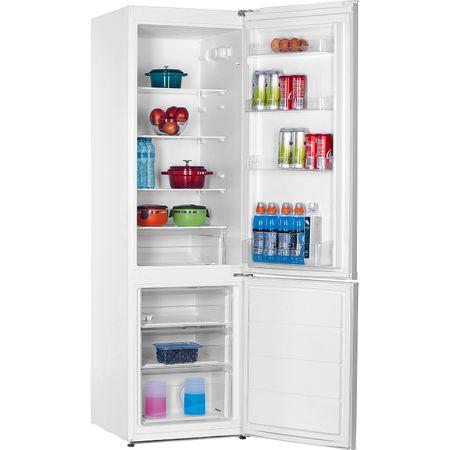 Хладилник с фризер Heinner HC-V286A+