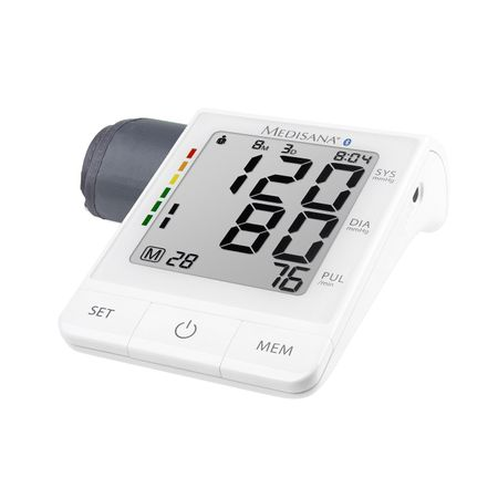 Апарат за кръвно налягане с Bluetooth Medisana BU-530