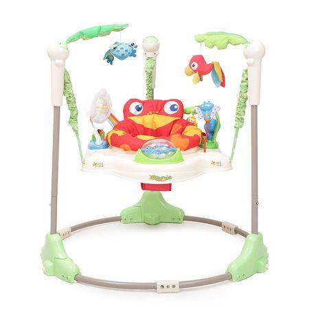 Бънджи за бебе Moni Tropic Fun
