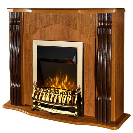 Електрическа камина Art Flame, Класик & Галилей Голд