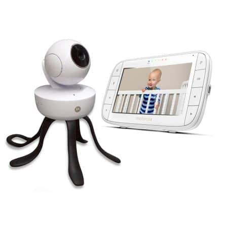 Видео бебефон Motorola MBP855