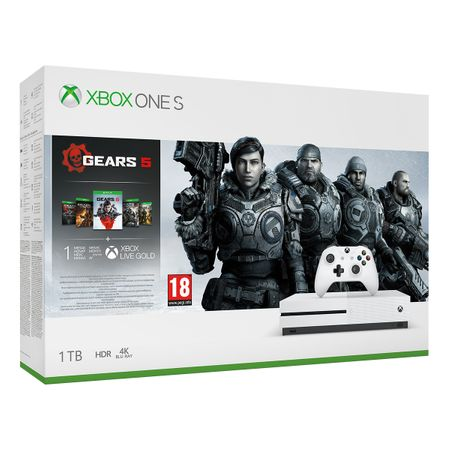 Xbox One S 1TB Цена
