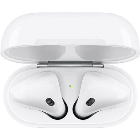 Слушалки Apple AirPods 2