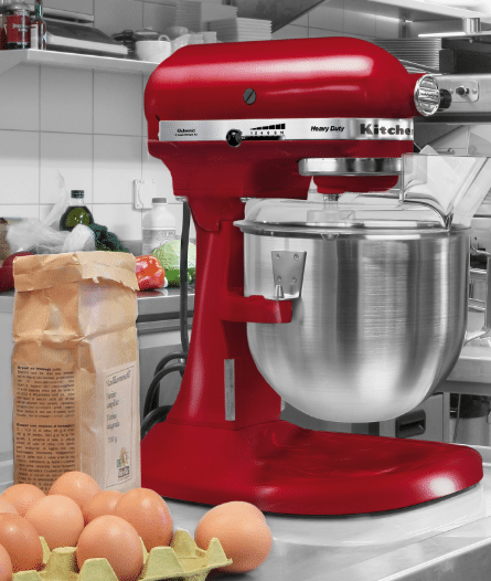 Планетарен миксер KitchenAid Artisan