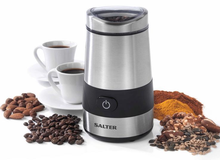 как да използвате мелачка за кафе