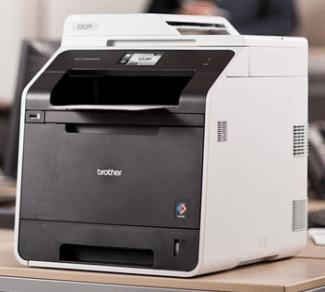 лазерен принтер