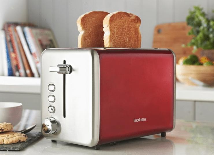 печени филийки на тостер