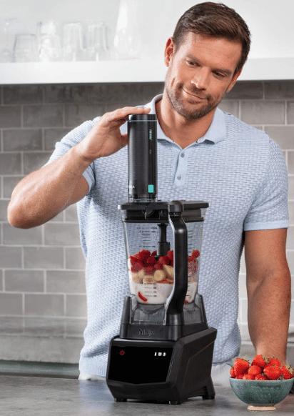 използване на кухненски робот