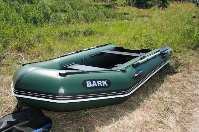 лодка за риболов bark