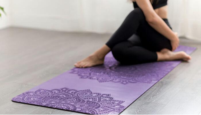 Как да изберем най-добрата постелка за йога?