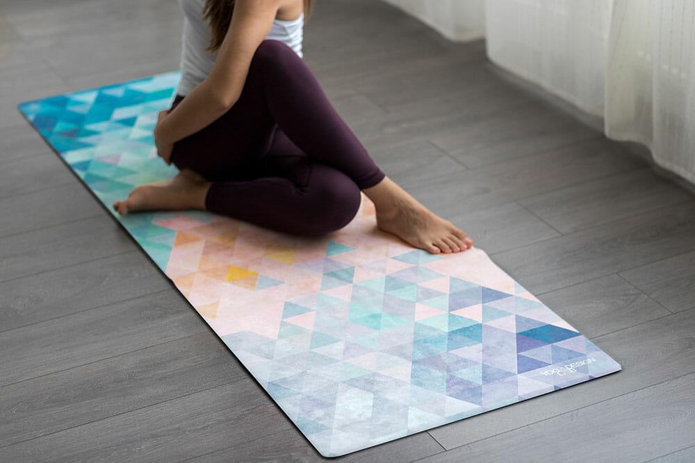 йога постелка