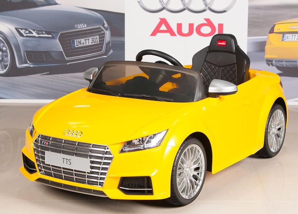 електрическа кола за деца Ауди