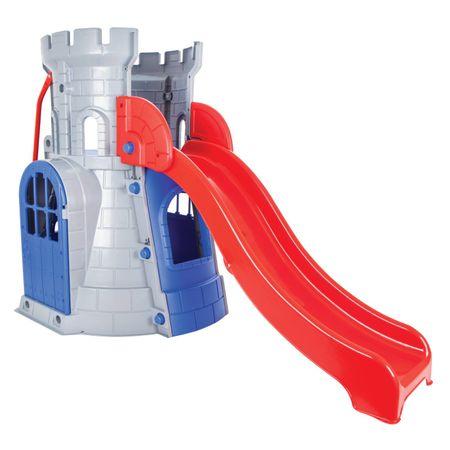 Детска къщичка Pilsan - Замък с пързалка