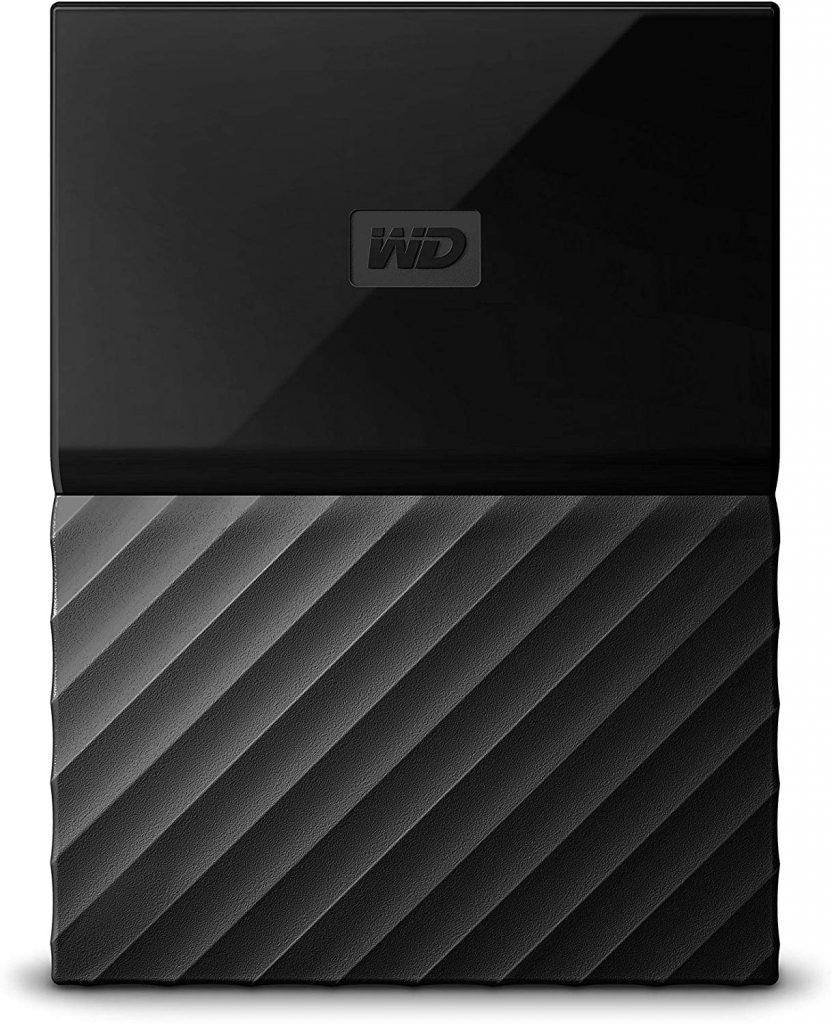 Външен хард диск WD