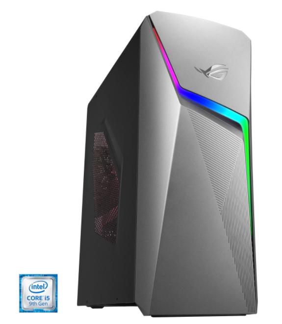 Настолен компютър Gaming ASUS ROG Strix GL10CS