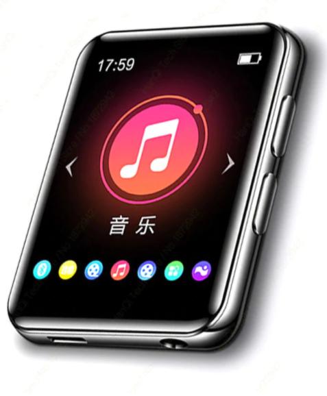 Преносим MP3, MP4 плеър Smart Technology Benjie X1