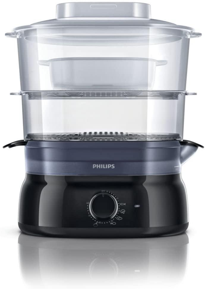 Уред за готвене на пара Philips HD9126/00