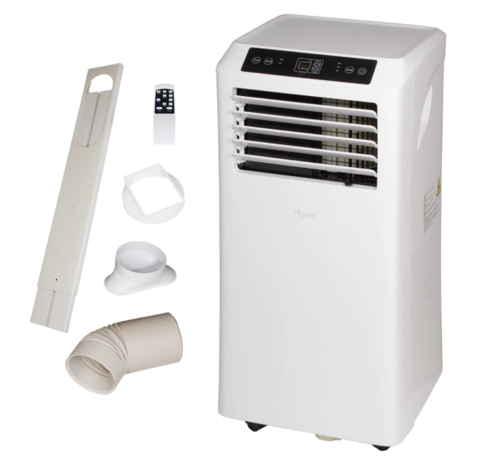 Преносим климатик HOMA HPA-90CH9