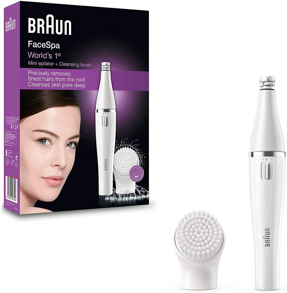 Епилатор за лице Braun SE810