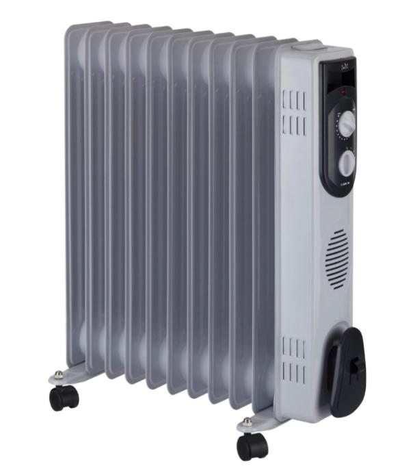 Маслен радиатор Jata R111, 2500 W
