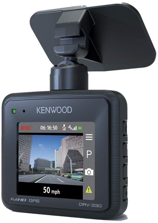 Видеорегистратор за автомобил Kenwood DRV-330