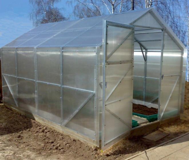 Оранжерия Greenhouses Грийн Хаус