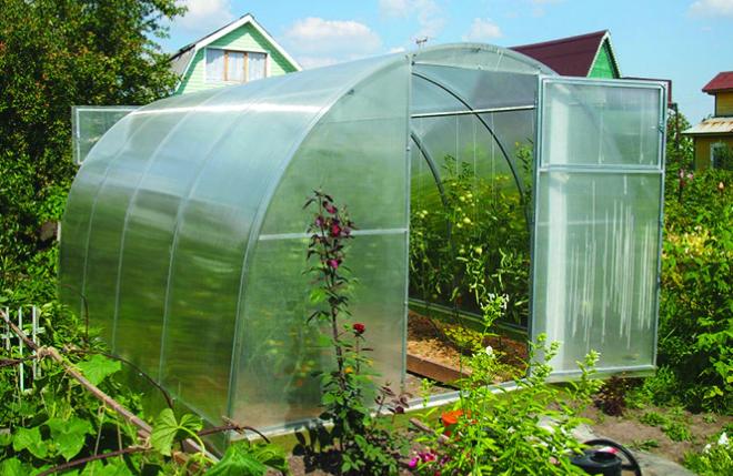 Oранжерия Greenhouses Прима Агро