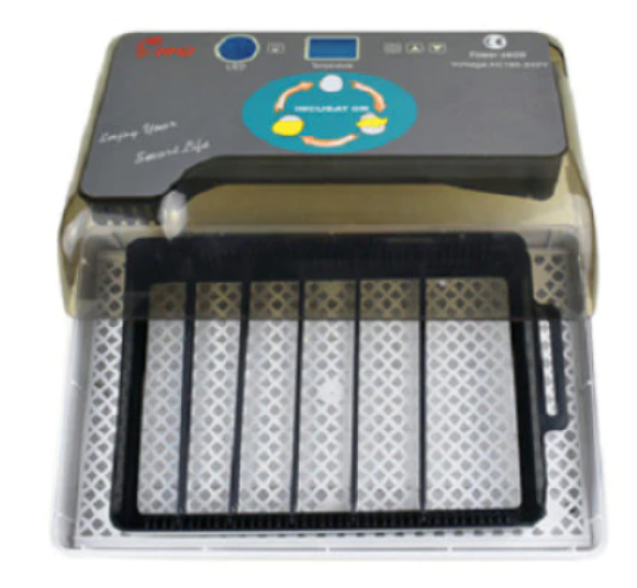 Автоматичен Инкубатор HDD ZT, 12 яйца