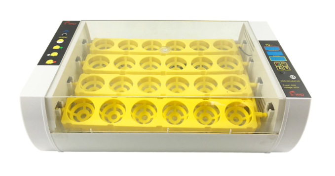 Автоматичен Инкубатор HDD ZT, 24 яйца