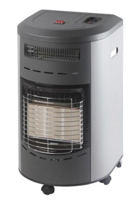 Газова печка комбинирана с електрическа